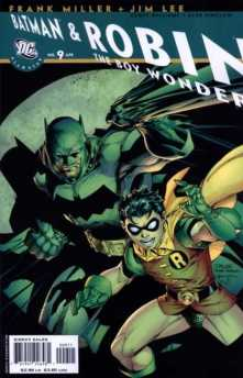 All Star Batman and Robin number 9